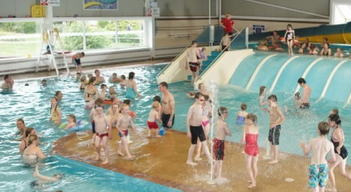 Cayton bay family caravan park nr scarborough in north - Swimming pools with slides in yorkshire ...